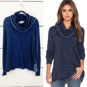 Free People beach cocoon cowl neck XS